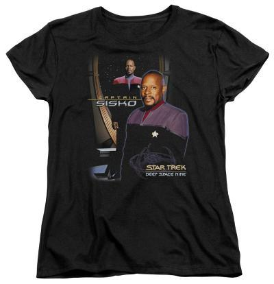 Womens: Star Trek - Captain Sisko