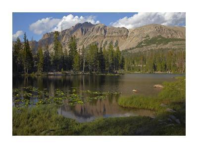 Butterfly Lake, Uinta Range, Utah