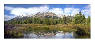 Easely Peak, Boulder Mountains, Idaho