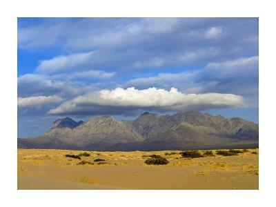 Providence Mountains, Kelso Dunes, Mojave National Preserve, California