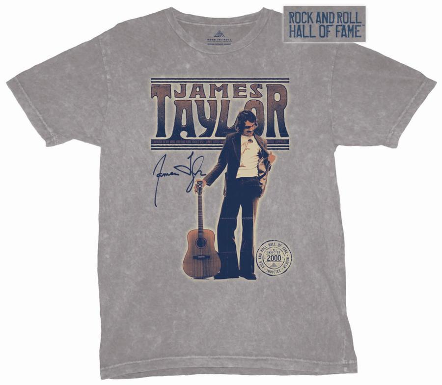 James Taylor - Rock and Roll Hall of Fame