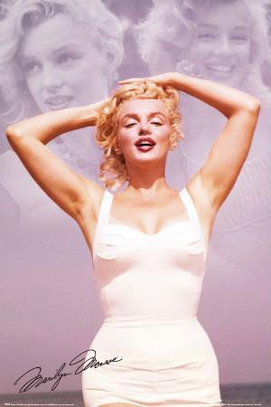 Marilyn Monroe - Collage