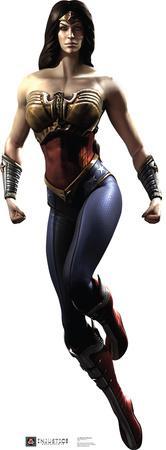 Wonder Woman - Injustice DC Comics Game Lifesize Standup