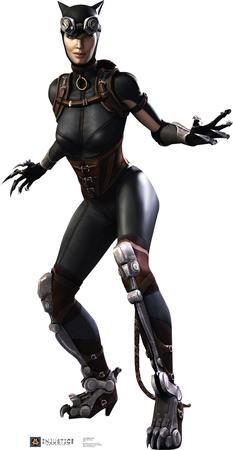 Catwoman - Injustice DC Comics Game Lifesize Standup