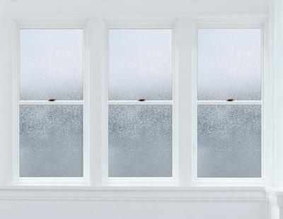 Glacier Window Privacy Film