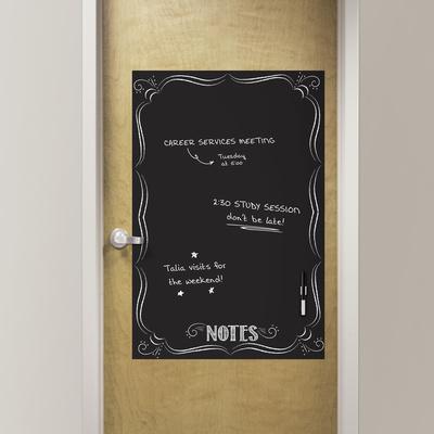 Bistro Notes Dry Erase Message Board