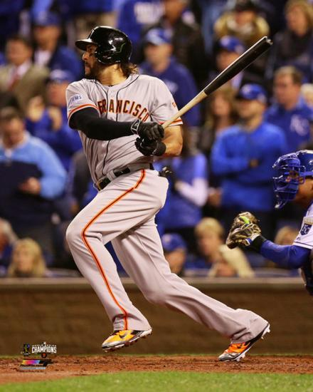 Mike Fiers In World Series: Michael Morse RBI Single Game 7 Of The 2014 World Series
