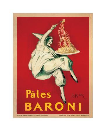 Pates Baroni, c.1921