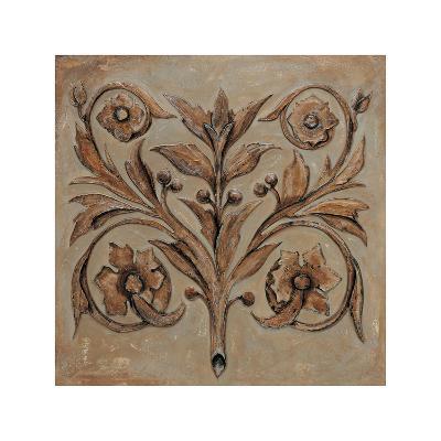 Decorative Scroll I