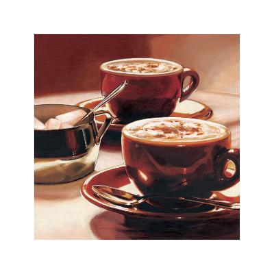 Tazze con Cappuccino