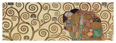 Fulfillment, Stoclet Frieze, c.1909 (detail)