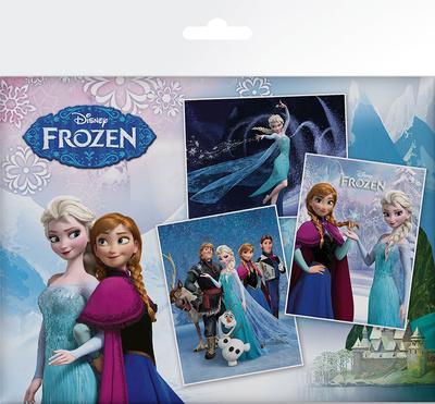 Frozen Micro Poster Set
