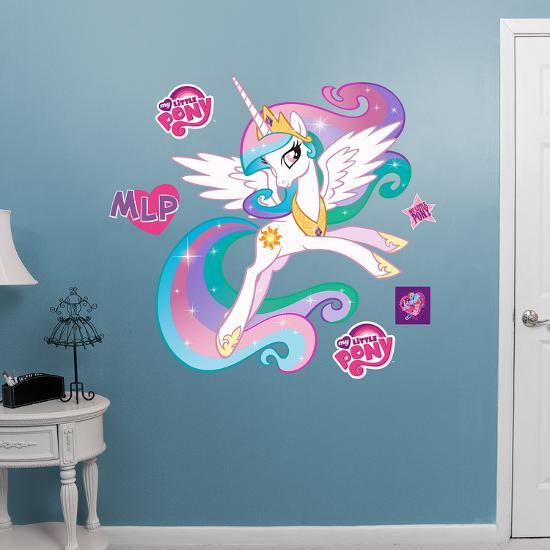 My Little Pony Princess Celestia Wall Decal At Allposterscom