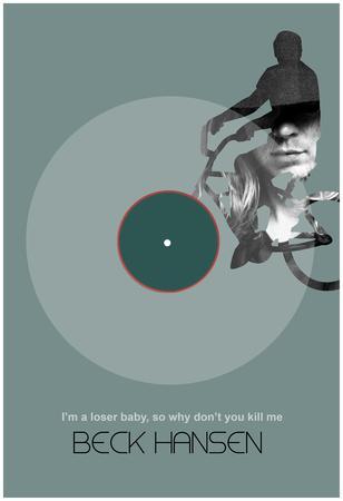 Beck Poster