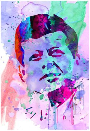 Kennedy Watercolor 2