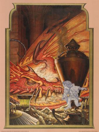Invisible Thief (Bilbo and Smaug)