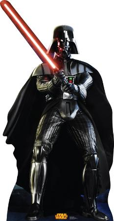 Star Wars - Darth Vader Lifesize Standup