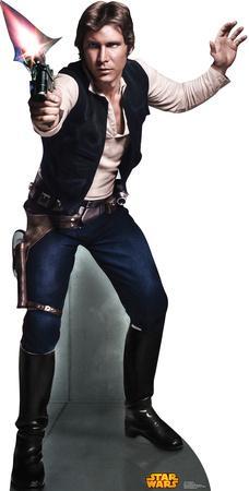 Star Wars - Han Solo Lifesize Standup