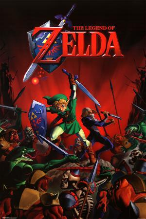 Legend Of Zelda - Battle