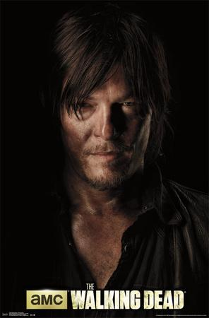 The Walking Dead - Daryl Shadow