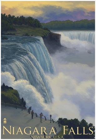 Niagara Falls, New York, C.2008
