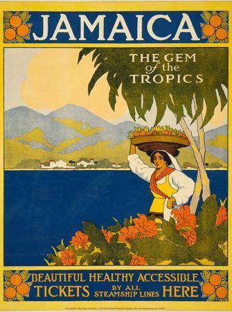 Jamaica, c. 1910
