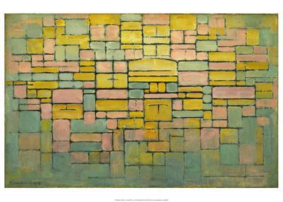 Tableau no. 2: Composition no. V, 1914