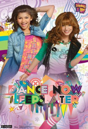 Shake It Up Dance Now Television Poster