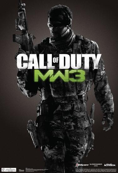 Cod Mw3 Mods