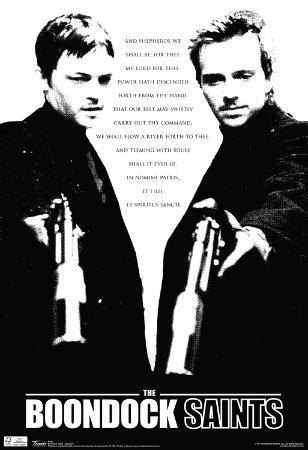 Boondock Saints - Shepherd Movie Poster