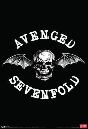 Avenged Sevenfold Music Poster