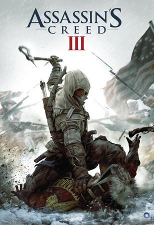 Assassin's Creed 3 Video Game Poster