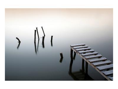 Pier & Wooden Docks Morning