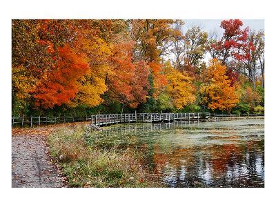 Autumn Park Sharon Woods Ohio