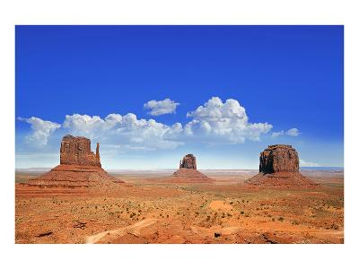 Buttes of Monument Valley Utah
