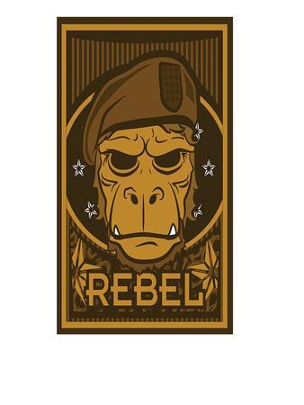Rebel Planet of the Apes