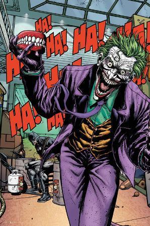 DC Comics Joker - Forever Evil