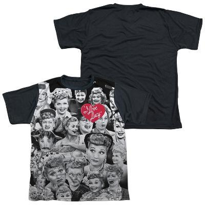 Youth: I Love Lucy - Faces(black back)
