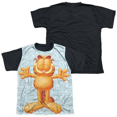 Youth: Garfield - Free Hugs(black back)