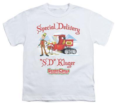Youth: Santa Claus Is Comin To Town - Kluger