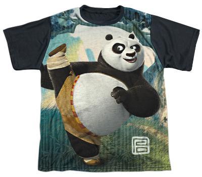 Youth: Kung Fu Panda - Training(black back)