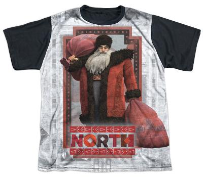 Youth: Rise Of The Guardians - North(black back)