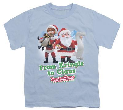 Youth: Santa Claus Is Comin To Town - Kringle To Claus