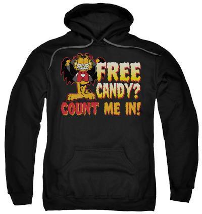 Hoodie: Garfield - Count Me In