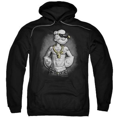 Hoodie: Popeye - Hardcore