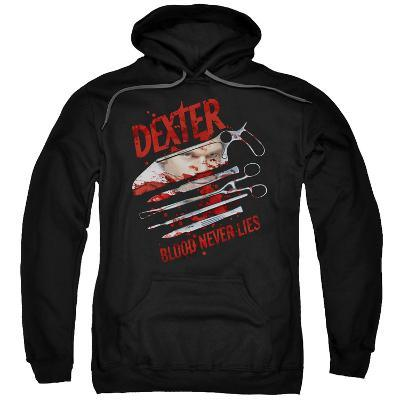Hoodie: Dexter - Blood Never Lies
