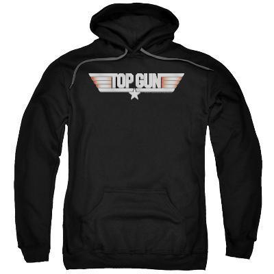 Hoodie: Top Gun - Logo