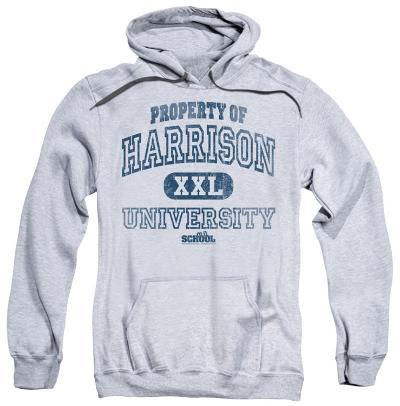 Hoodie: Old School - Property Of Harrison