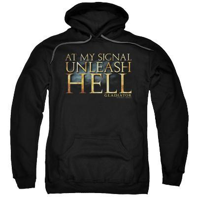 Hoodie: Gladiator - Unleash Hell