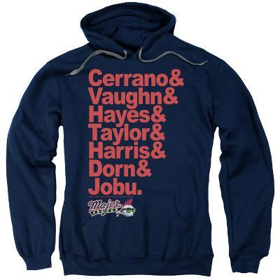 Hoodie: Major League - Team Roster